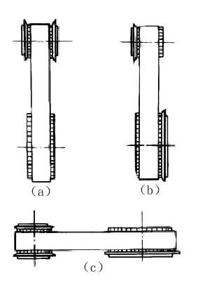 同步带轮 尺寸挡圈设置