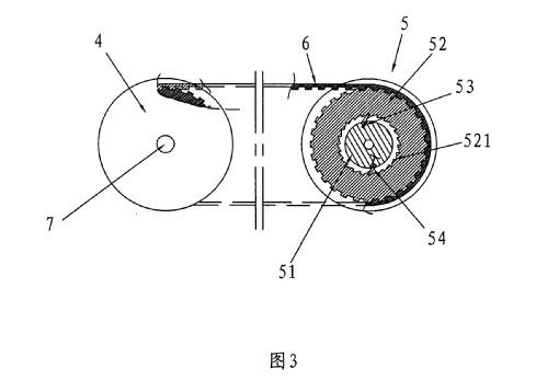 齿形带传动用于折叠式自行车 同步带 带轮最佳性价比 盖奇同步带轮公司图片