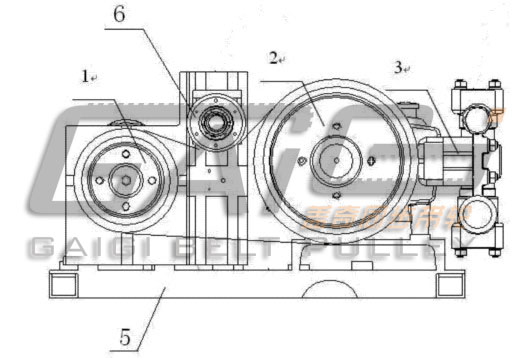 连续调速的液压柱塞水泵